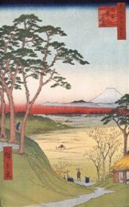 江戸百景 浮世絵